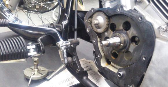 川西市 出張バイク修理2